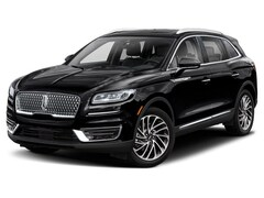 New 2019 Lincoln Nautilus Reserve SUV Norwood MA
