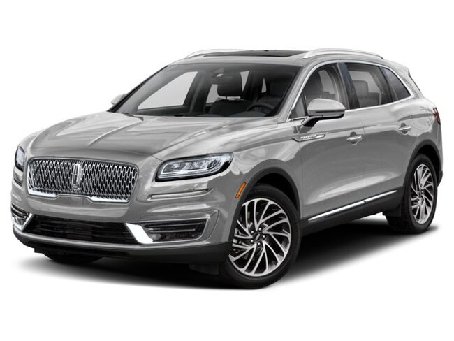 New 2019 Lincoln Nautilus Reserve Crossover in Billings