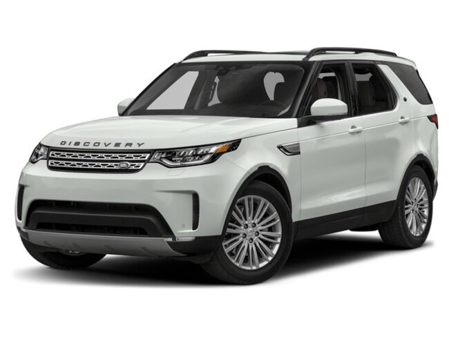 New 2019 Land Rover Discovery HSE SUV in Parsippany