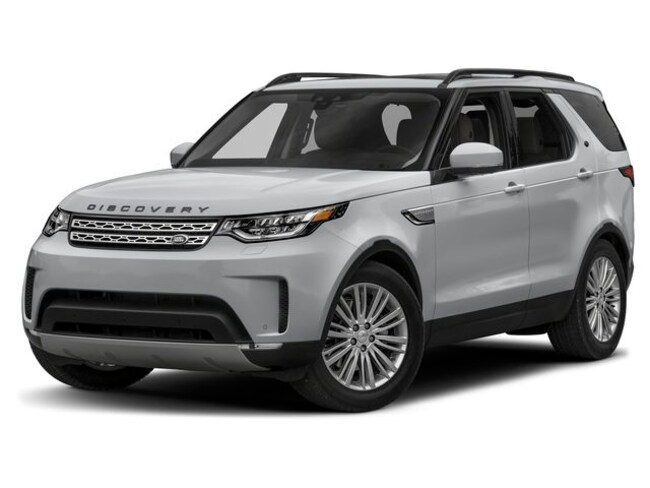 New 2019 Land Rover Discovery HSE SUV in Cleveland