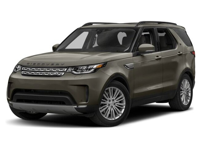 New 2019 Land Rover Discovery HSE SUV in Bedford, NH