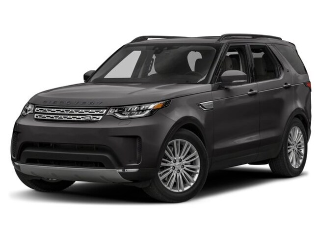 New 2019 Land Rover Discovery HSE SUV for sale in Chicago Area