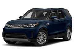 New 2019 Land Rover Discovery SUV for Sale near Boston