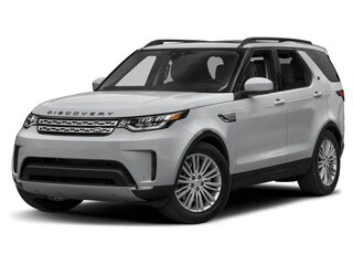 New 2019 Land Rover Discovery HSE LUXURY SUV LB9056 in Bedford, NH