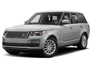 New 2019 Land Rover Range Rover 3.0L V6 Supercharged HSE SUV LB9110 in Bedford, NH