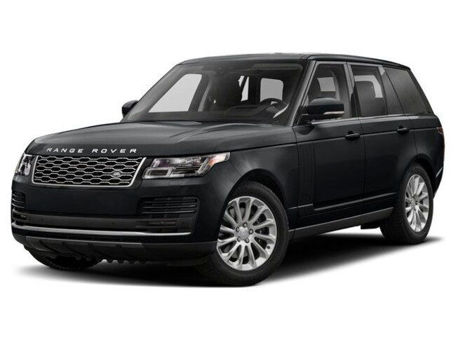 New 2019 Land Rover Range Rover 3.0 Supercharged HSE For Sale Near Boston Massachusetts