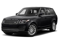 New 2019 Land Rover Range Rover 3.0L V6 Supercharged HSE SUV in Farmington Hills near Detroit