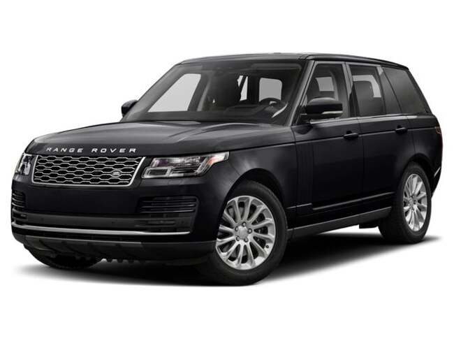New 2019 Land Rover Range Rover 3.0 Supercharged HSE SUV in Thousand Oaks, CA
