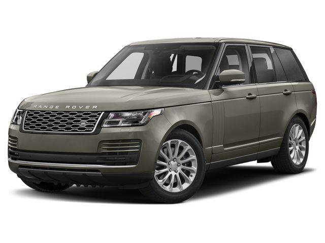 2019 Land Rover Range Rover SUV