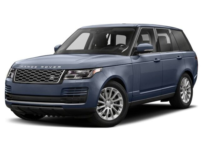New 2019 Land Rover Range Rover 3.0L V6 Supercharged HSE SUV Sudbury MA