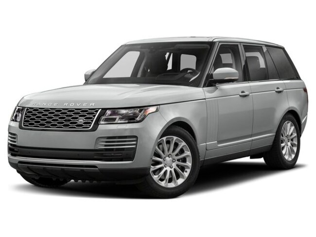 New 2019 Land Rover Range Rover 3.0L V6 Turbocharged Diesel HSE Td6 SUV in Parsippany