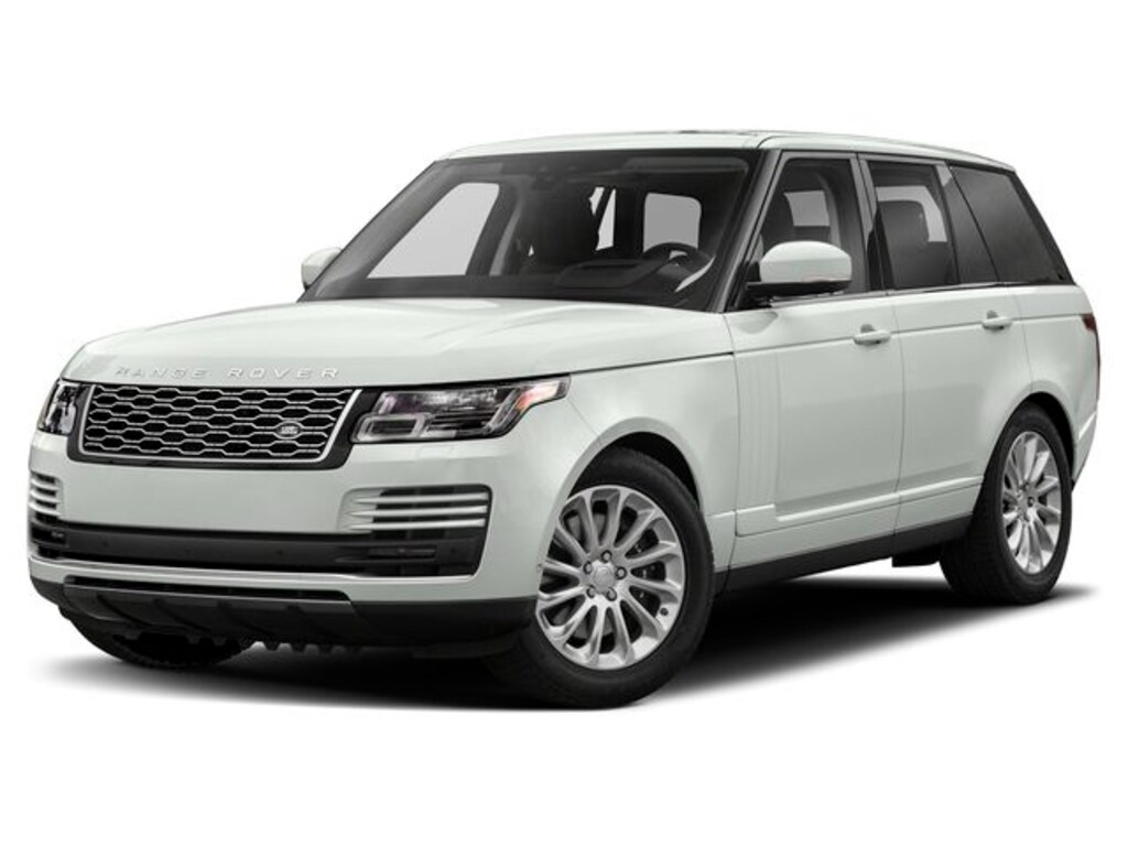 Used 2019 Land Rover Range Rover 5 0L V8 Supercharged