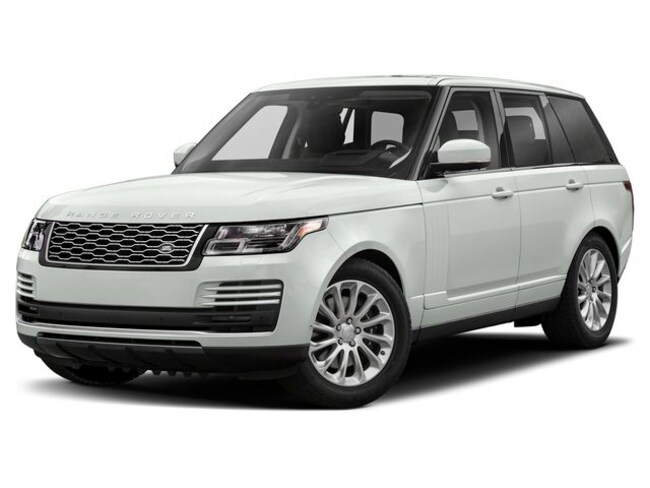 New 2019 Land Rover Range Rover Supercharged SUV in Thousand Oaks, CA