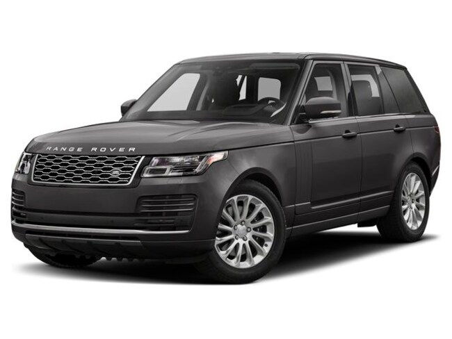 New 2019 Land Rover Range Rover 5.0 Supercharged SUV in Thousand Oaks, CA
