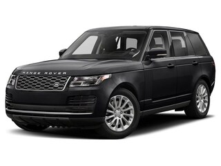 New 2019 Land Rover Range Rover 5.0L V8 Supercharged SUV LR9027 in Bedford, NH