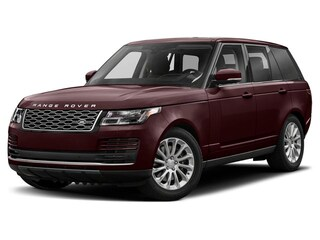 2019 Land Rover Range Rover 5.0L V8 Supercharged V8 Supercharged SWB