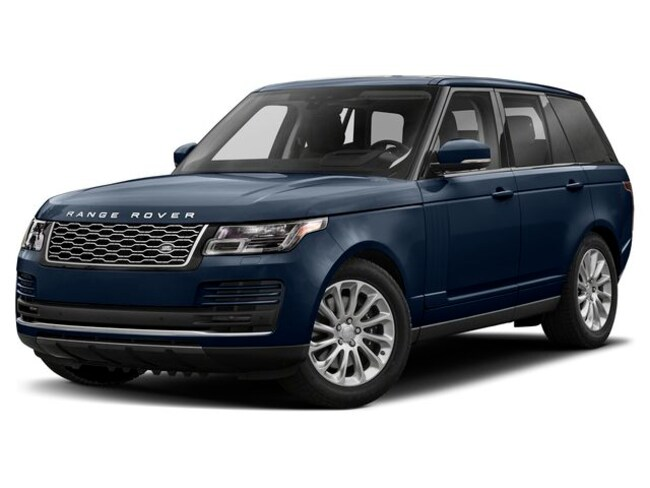 New 2019 Land Rover Range Rover 5.0L V8 Supercharged Autobiography SUV For Sale/Lease Dallas, TX