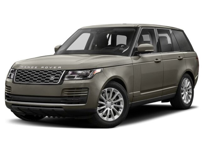 New 2019 Land Rover Range Rover 5.0L V8 Supercharged Autobiography SUV for sale in Houston, TX