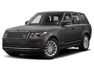 2019 Land Rover Range Rover SVAutobiography Dynamic SUV