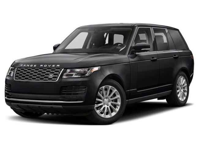 2019 Land Rover Range Rover V8 Supercharged LWB SUV