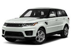 New 2019 Land Rover Range Rover Sport SUV Orange County California