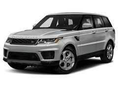 New 2019 Land Rover Range Rover Sport HSE SUV F19162 in Frisco, TX