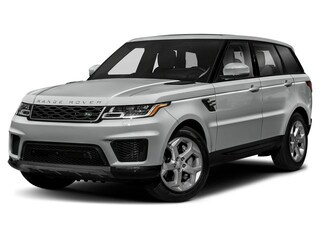 New 2019 Land Rover Range Rover Sport HSE SUV LB9039 in Bedford, NH