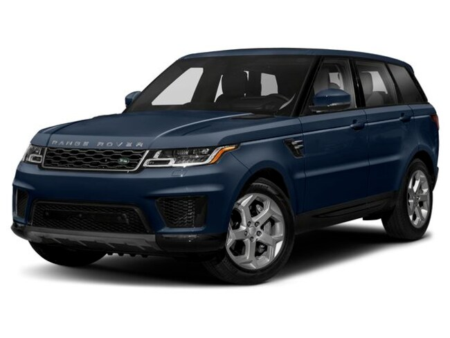 2019 Land Rover Range Rover Sport 3.0 Supercharged HSE Four-Wheel Drive