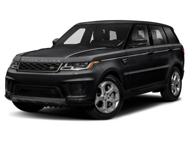 New 2019 Land Rover Range Rover Sport HSE SUV in Bedford, NH