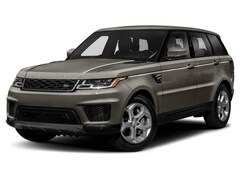 New 2019 Land Rover Range Rover Sport HSE SUV SALWR2RV6KA839635 for sale in Scarborough, ME