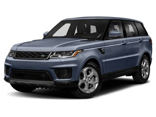 New 2019 Land Rover Range Rover Sport HSE SUV LB9064 in Bedford, NH