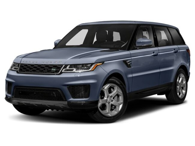 New 2019 Land Rover Range Rover Sport HSE TD6 SUV in Bedford, NH
