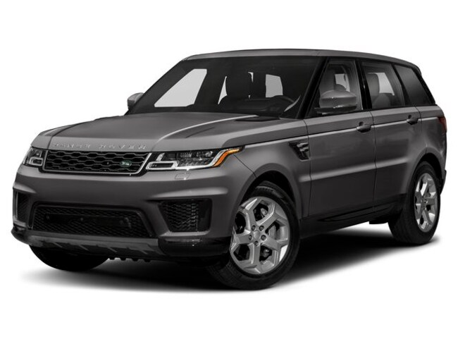 2019 Land Rover Range Rover Sport HSE Dynamic Sport Utility
