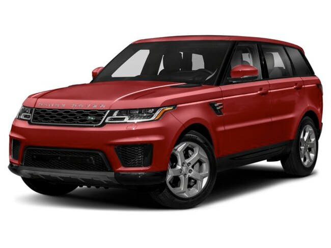 New 2019 Land Rover Range Rover Sport Supercharged Dynamic SUV for sale in Houston, TX