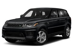 New 2019 Land Rover Range Rover Sport Supercharged Dynamic SUV for sale in Houston