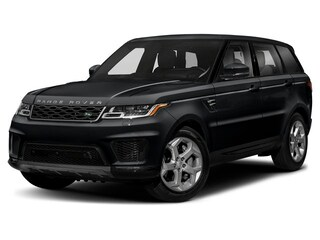 2019 Land Rover Range Rover Sport Dynamic V8 Supercharged Dynamic