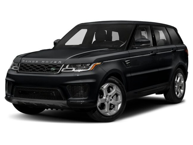 New 2019 Land Rover Range Rover Sport Supercharged Dynamic SUV in Thousand Oaks, CA