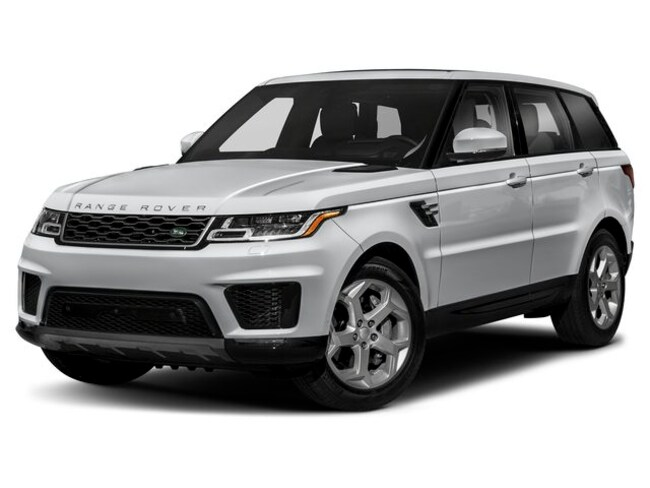 New 2019 Land Rover Range Rover Sport Supercharged Dynamic SUV for sale in North Houston