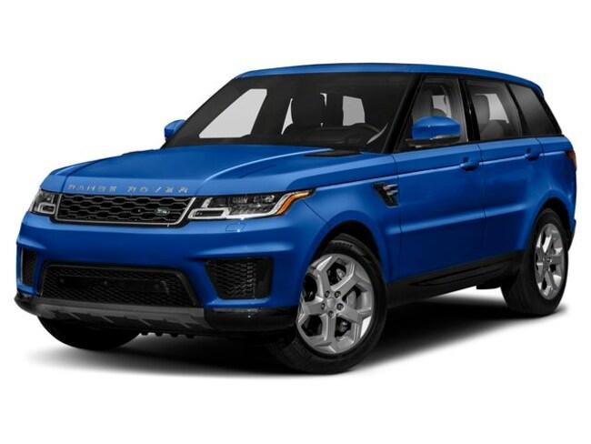 New 2019 Land Rover Range Rover Sport SVR in Bedford, NH