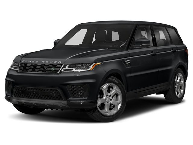 2019 Land Rover Range Rover Sport AWD HSE MHEV SUV (midyear release)