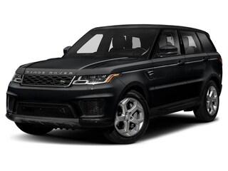 New 2019 Land Rover Range Rover Sport HSE SUV Orange County California