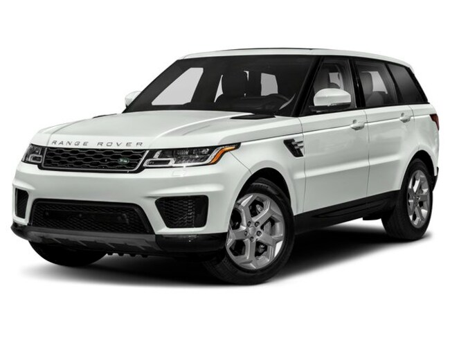 New 2019 Land Rover Range Rover Sport HST SUV in Peoria