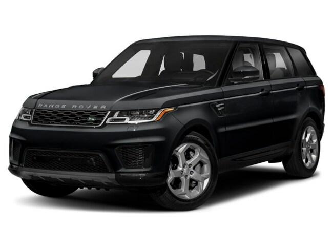 2019 Land Rover Range Rover Sport HST SUV