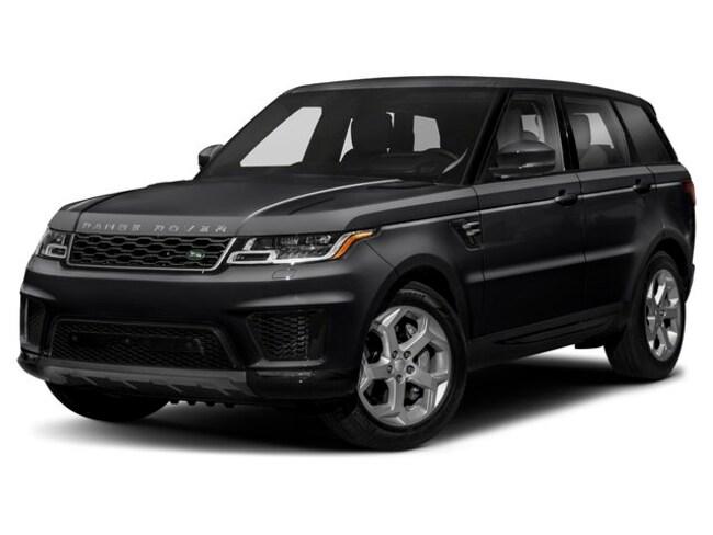 New 2019 Land Rover Range Rover Sport HST SUV in Cleveland