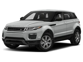 New 2019 Land Rover Range Rover Evoque SUV for sale in Hanover, MA at Land Rover Hanover