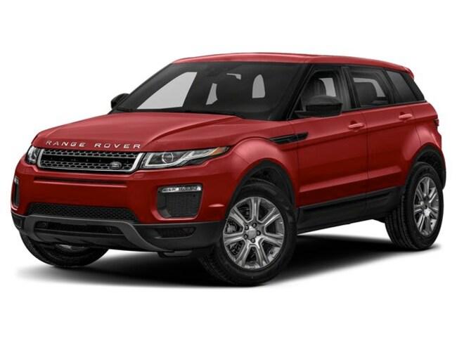 New 2019 Land Rover Range Rover Evoque SE Premium SUV Sudbury MA