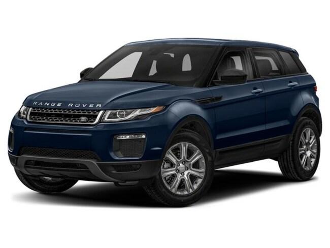 New 2019 Land Rover Range Rover Evoque SUV in Appleton, WI