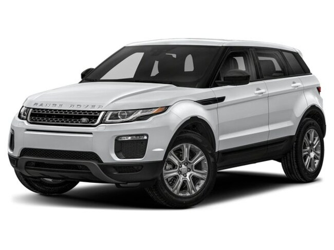 New 2019 Land Rover Range Rover Evoque Landmark Edition SUV in Bedford, NH