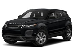 New 2019 Land Rover Range Rover Evoque for sale in Dallas