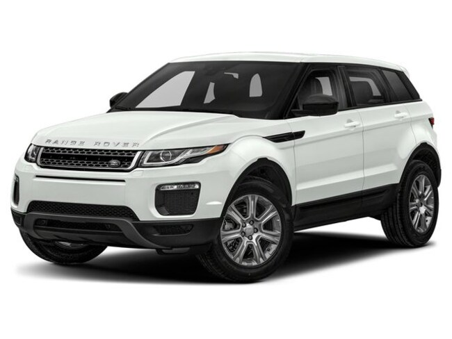 2019 Land Rover Range Rover Evoque HSE Dynamic 286hp HSE Dynamic